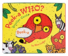 Peek-a Who? Stroller Cards, Cards Book