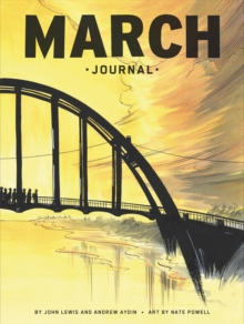 March: A Journal for Activism, Notebook / blank book Book