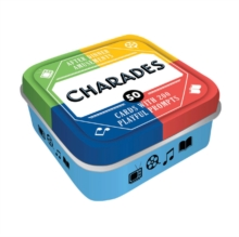 After Dinner Amusements: Charades : 50 Cards with 200 Playful Prompts, Game Book