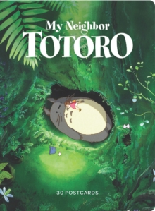 My Neighbor Totoro: 30 Postcards, Postcard book or pack Book