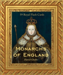 Monarchs of England, Cards Book