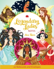 Legendary Ladies Notes, Other printed item Book
