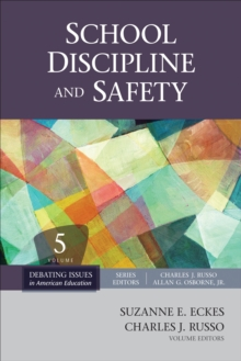 School Discipline and Safety, PDF eBook