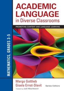 Academic Language in Diverse Classrooms: Mathematics, Grades 3-5 : Promoting Content and Language Learning, EPUB eBook