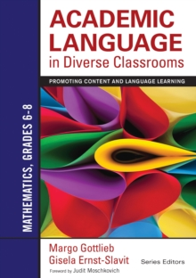 Academic Language in Diverse Classrooms: Mathematics, Grades 6-8 : Promoting Content and Language Learning, PDF eBook