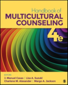 Handbook of Multicultural Counseling, Hardback Book