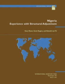 Nigeria: Experience with Structural Adjustment, EPUB eBook
