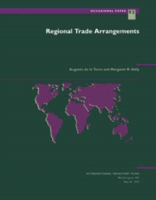 Regional Trade Arrangements, EPUB eBook