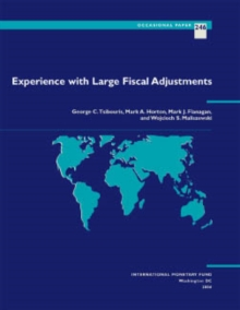 Experience with Large Fiscal Adjustments, EPUB eBook