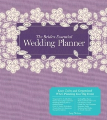 The Bride's Essential Wedding Planner : Deluxe Edition, Hardback Book
