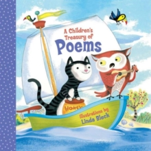 A Children's Treasury of Poems, Paperback Book