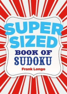 Supersized Book of Sudoku, Paperback Book