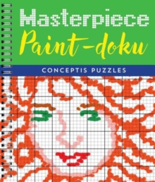 Masterpiece Paint-doku, Spiral bound Book