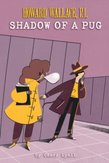 Shadow of a Pug, Hardback Book
