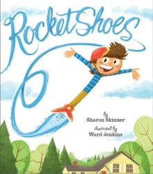 Rocket Shoes, Hardback Book