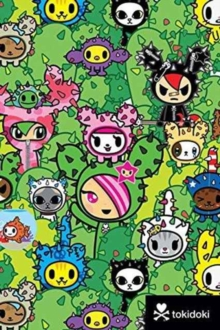 tokidoki Cactus Journal, Hardback Book