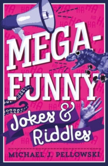 Mega-Funny Jokes & Riddles, Paperback Book