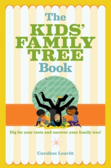 The Kids Family Tree Book, Paperback Book