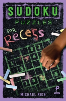 Sudoku Puzzles for Recess, Paperback Book