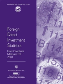 Foreign Direct Investment Statistics: How Countries Measure FDI 2001, EPUB eBook