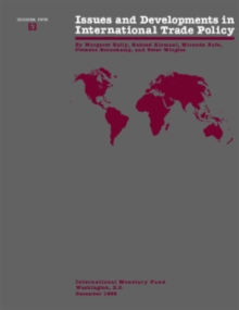 Issues and Developments in international Trade Policy, EPUB eBook