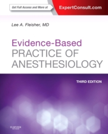 Evidence-Based Practice of Anesthesiology, Paperback / softback Book