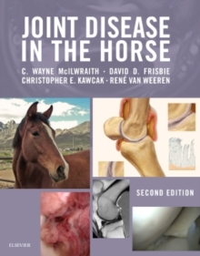 Joint Disease in the Horse, Hardback Book