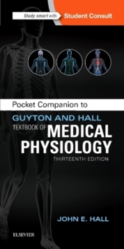 Pocket Companion to Guyton and Hall Textbook of Medical Physiology, Paperback Book