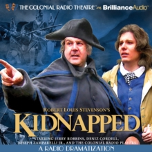 Robert Louis Stevenson's Kidnapped : A Radio Dramatization, eAudiobook MP3 eaudioBook