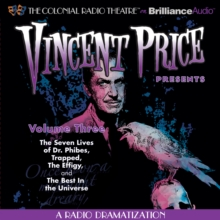 Vincent Price Presents - Volume Three : Four Radio Dramatizations, eAudiobook MP3 eaudioBook