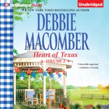 Heart of Texas, Volume 2 : Caroline's Child and Dr. Texas, eAudiobook MP3 eaudioBook