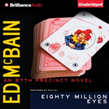 Eighty Million Eyes, eAudiobook MP3 eaudioBook