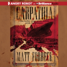 Carpathia, eAudiobook MP3 eaudioBook