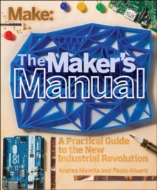 Maker's Manual, The, Paperback Book