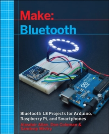 Make: Bluetooth, Paperback / softback Book