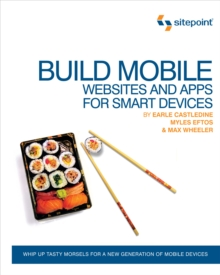 Build Mobile Websites and Apps for Smart Devices, EPUB eBook
