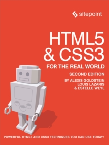 HTML5 & CSS3 For The Real World, PDF eBook