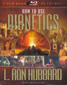 How to Use Dianetics, HD DVD Book