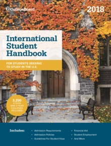 International Student Handbook 2018, Paperback Book