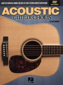 Chad Johnson : Acoustic Guitar Chords, Paperback Book