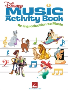 Disney Music Activity Book - An Introduction To Music, Paperback Book