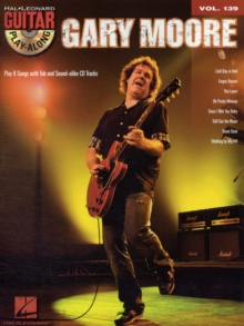 Guitar Play-Along Volume 139 : Gary Moore, Paperback / softback Book