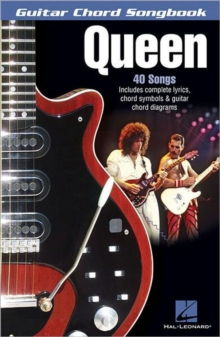 Guitar Chord Songbook : Queen, Paperback / softback Book