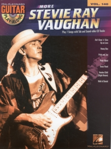 Guitar Play-Along Volume 140 : More Stevie Ray Vaughan (Book/Online Audio), Paperback / softback Book