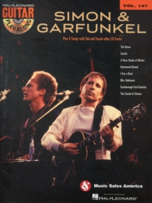 Guitar Play-Along Volume 147 : Simon & Garfunkel, Paperback Book