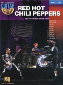 Guitar Play-Along Volume 153 : Red Hot Chili Peppers, Paperback Book