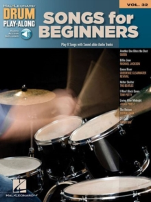 Drum Play-Along : Volume 32 (Book/Online Audio), Paperback / softback Book