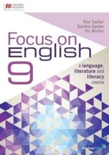 Focus on English 9 Student Book + eBook, Paperback / softback Book