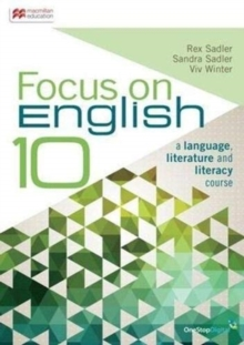 Focus on English 10 Student Book + eBook, Paperback / softback Book