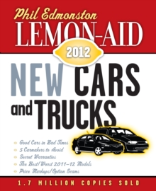 Lemon-Aid New Cars and Trucks 2012, PDF eBook